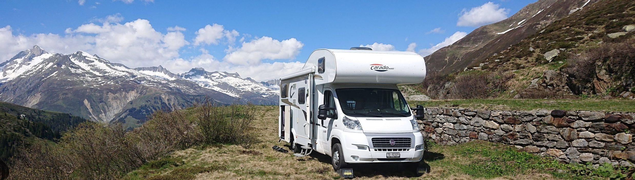 Vermietung Caravan Bucher